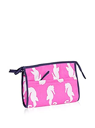 Malabar Bay Monterey Cosmetic Bag, Pink