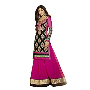 Adah Georgette Designer Salwar Kameez- 501-6005