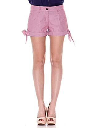 Springfield Short Nudo Lateral (Rosa)