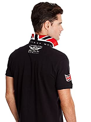 Geographical Norway Poloshirt Kastagne
