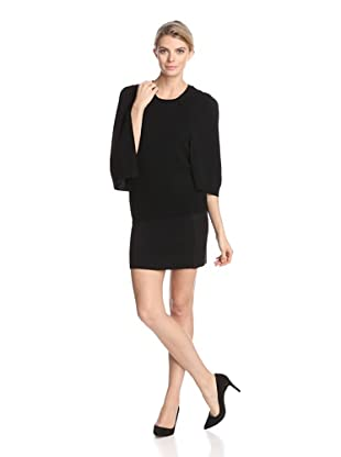 M.Patmos Women's Cape Sweater (Black)