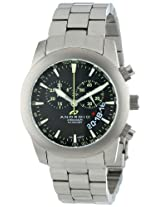 Android Men's AD522BGR Mantis Chronograph Green Stainless steel Watch