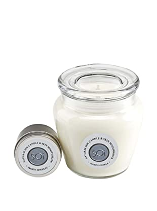 The Soi Co. Moon Sparkle 16-Oz. Keepsake Candle & 2-Oz. Travel Candle