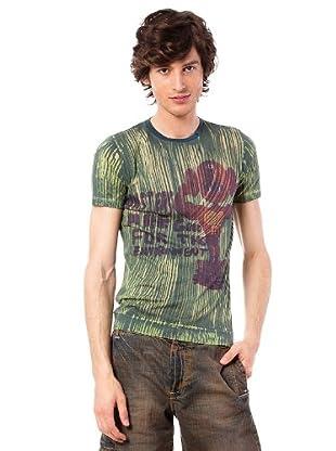 Custo Camiseta Yut (Verde)