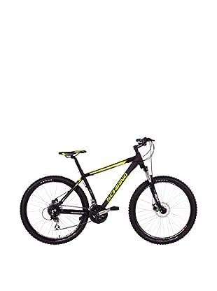 Schiano Cicli Bicicleta 27,5 1/2 24V Negro / Amarillo