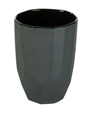 HomArt Large Quartz Faceted Ceramic Cup