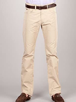 Hugo Boss Pantalón Básico (Beige)