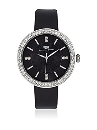 Rhodenwald & Söhne Uhr mit Japanischem Quarzuhrwerk 10010094 schwarz 38  mm