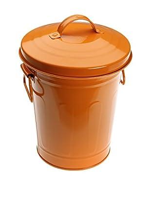 Zings Cubo De Basura 3 L Naranja