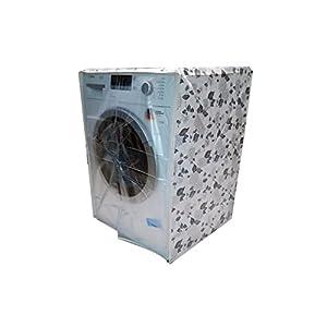Front Load Washing Machine Cover for LG, Samsung, Ifb, Siemens, Electrolux, Bosch, 6.5kg,7kg, 7.5kg, 8kg Washing Machines