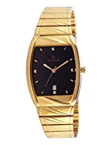 Titan Karishma Analog Black Dial Men's Watch - NE9315YM03