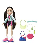 Bratz Fierce Fitness Doll- Jade