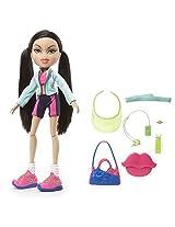 Bratz Fierce Fitness Doll-  Jade