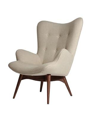 Control Brand Teddy Bear Chair, Beige