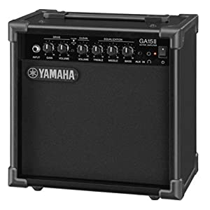 Yamaha ga15ii ga 15ii guitar instrument site for Yamaha albany ga