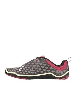 Vivobarefoot Schuhe Running Evo (dunkelgrau/rot)