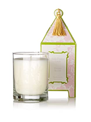 Seda France 10-Oz. Viennese Blooms Pagoda Candle