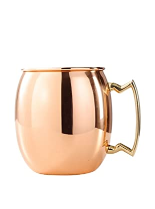 Old Dutch International Copper Barrel Mule Mug