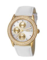 Esprit Analog Silver Dial Women's Watch - ES105912003