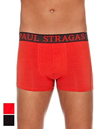 Paul Stragas Pack x 2 Bóxers