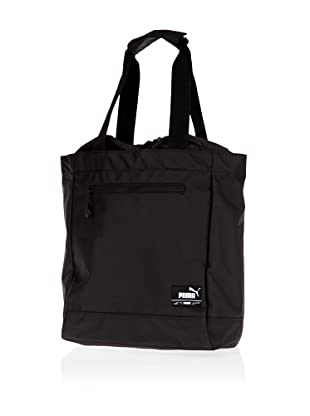 Puma Handtasche Foundation Shopper, 20 liters (Black)
