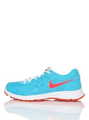 Nike Zapatillas Running Nike Revolution 2 Lgg (Turquesa)