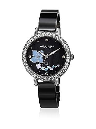Akribos XXIV Reloj con movimiento cuarzo suizo Woman AK762SSB 32 mm