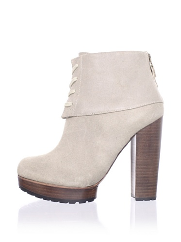 Modern Vintage Women's Jenie Ankle Boot (Taupe)