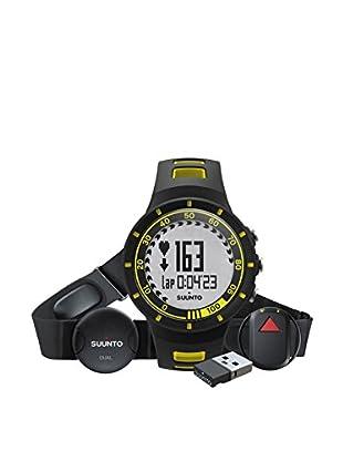 Suunto Uhr Quest Gps Pack schwarz/gelb