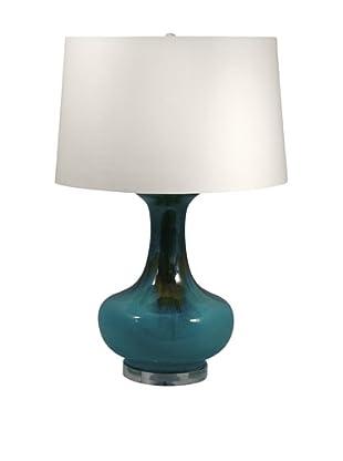 Aurora Lighting Drip Glaze Ceramic Table Lamp