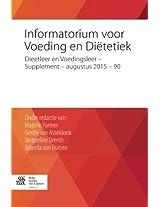 Informatorium voor Voeding en Diëtetiek: Dieetleer en Voedingsleer - Supplement - augustus 2015 - 90