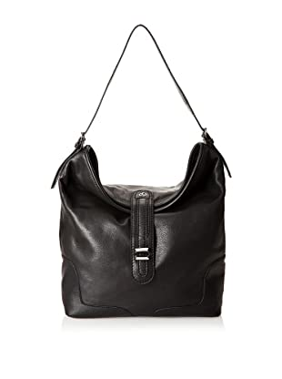 Charlotte Ronson Women's Classic Shoulder Bag (Black)