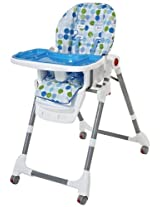Infanto Ultima Baby High Chair (Blue)