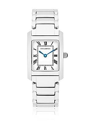 Stahlbergh Reloj Mn77 22,5 x 31,5 mm (Blanco)