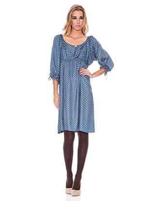 Tonalá Vestido Yer (Azul)