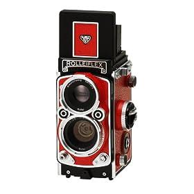 Rolleiflex MiniDigi (ミニデジ) AF5.0 レッド 24613ローライ