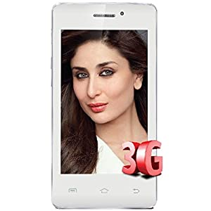 "NEW LAUNCH iBall 4P IPS GEM, IPS DISPLAY, 3G MOBILE PHONE ""White"""