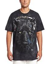 The Mountain Men's DJ Night T-Shirt, Black, Medium