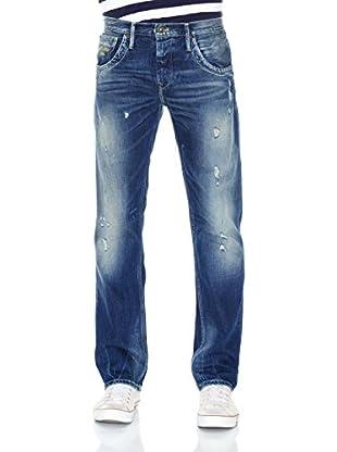 Pepe Jeans London Vaquero Tooting (Azul Lavado)
