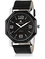 G80114 Black/Black Analog Watch