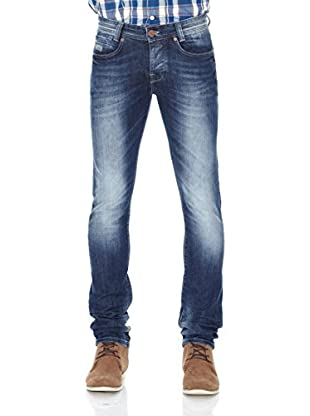 Pepe Jeans London Vaquero Norton (Azul Lavado)