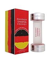 Davidoff Champion Energy Eau De Toilette Spray for Men, 90ml
