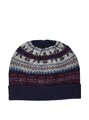 Hackett London Gorro Lana Hkt Fairisle