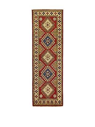 Eden Alfombra Uzebekistan Super Rojo/Multicolor 62 x 190 cm