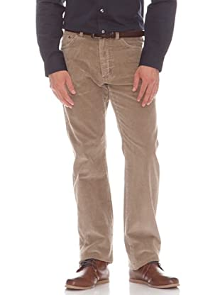 Gant Pantalón 5 Bolsillos (Tostado)