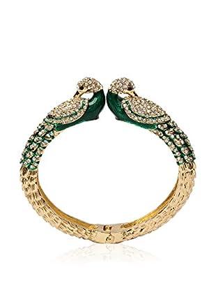 Amrita Singh Brazalete Peacock Cuff