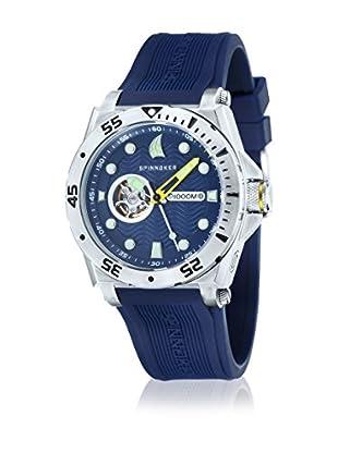 Spinnaker Uhr Overboard blau 48 mm