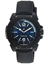 Fastrack Analog Blue Dial Men's Watch - 38020PP05