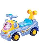 Toy House Funny Ride On Push Car - Blue