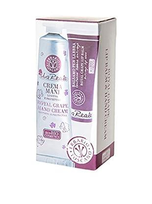 Erbario Toscano Royal Grape Hand Cream & Lip Balm Gift Set